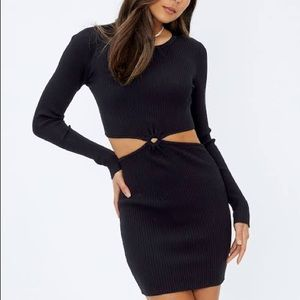 Glassons ring front dress